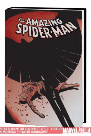 Spider-Man: The Gauntlet Vol.3 - Vulture & Morbius (Hardcover)