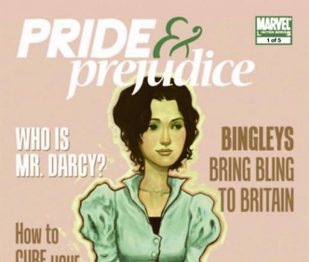 Pride & Prejudice (2009) #1