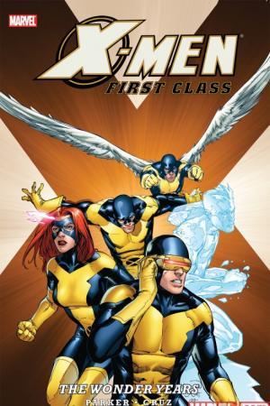 X-Men: First Class #1
