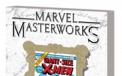 MARVEL MASTERWORKS: THE UNCANNY X-MEN (VARIANT (DM ONLY))