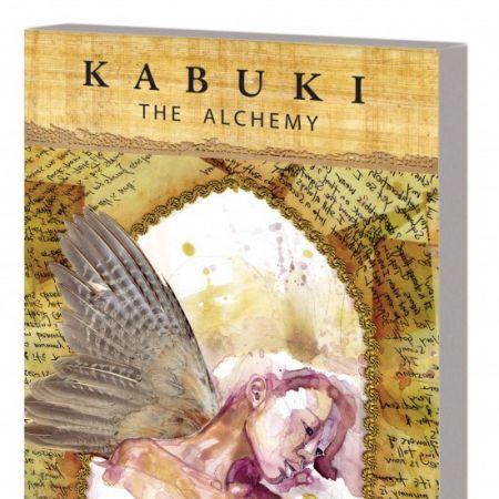 KABUKI: THE ALCHEMY