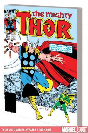 Thor Visionaries: Walter Simonson Vol. 3 (Trade Paperback)