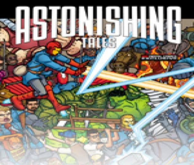 ASTONISHING TALES: MOJOWORLD #3