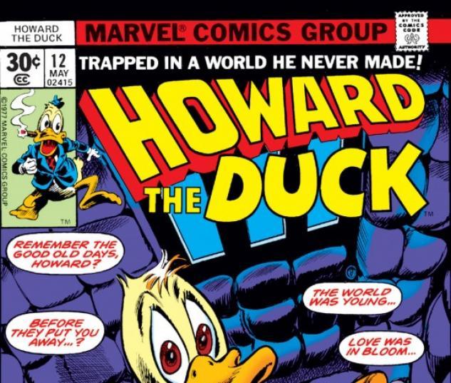 Howard the Duck #12