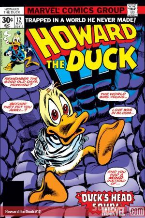 Howard the Duck (1976) #12