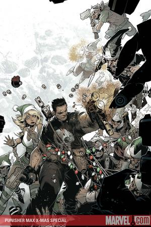 Punisher Max X-Mas Special (2008) #1