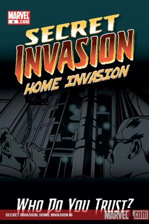 Secret Invasion: Home Invasion Digital Comic #6