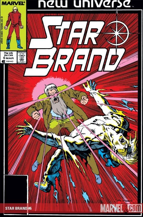 Star Brand (1986) #6