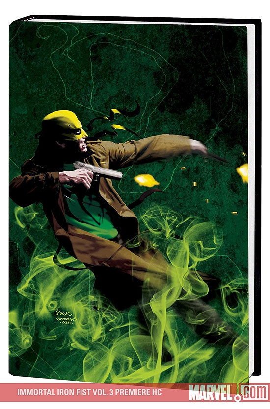 Immortal Iron Fist Vol. 3: The Book of the Iron Fist Premiere (Hardcover)