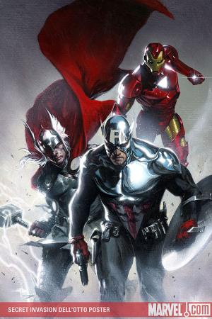 Secret Invasion Dell'otto Poster (2008) #1