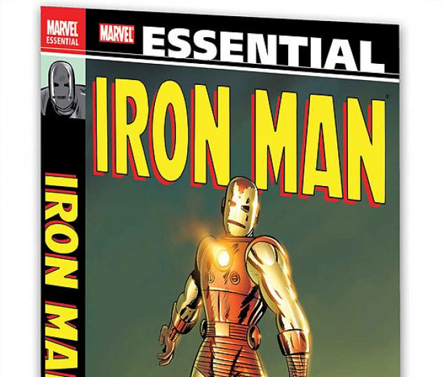 ESSENTIAL IRON MAN VOL. 1 TPB (ALL-NEW #0