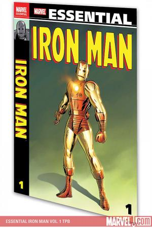 Essential Iron Man Vol. 1 (All-New (Trade Paperback)