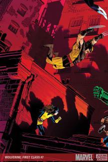 Wolverine: First Class #7