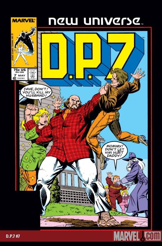 D.P.7 (1986) #7