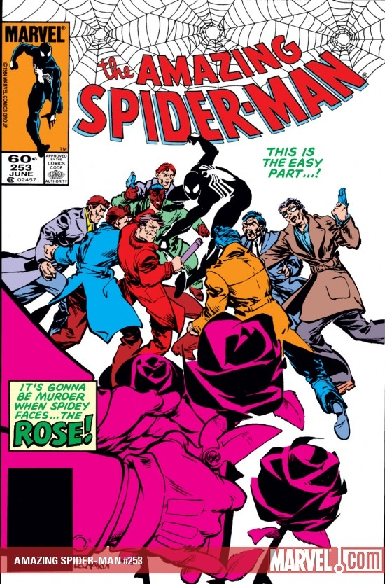 The Amazing Spider-Man (1963) #253