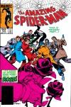AMAZING SPIDER-MAN #253 COVER