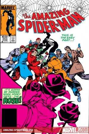 The Amazing Spider-Man #253