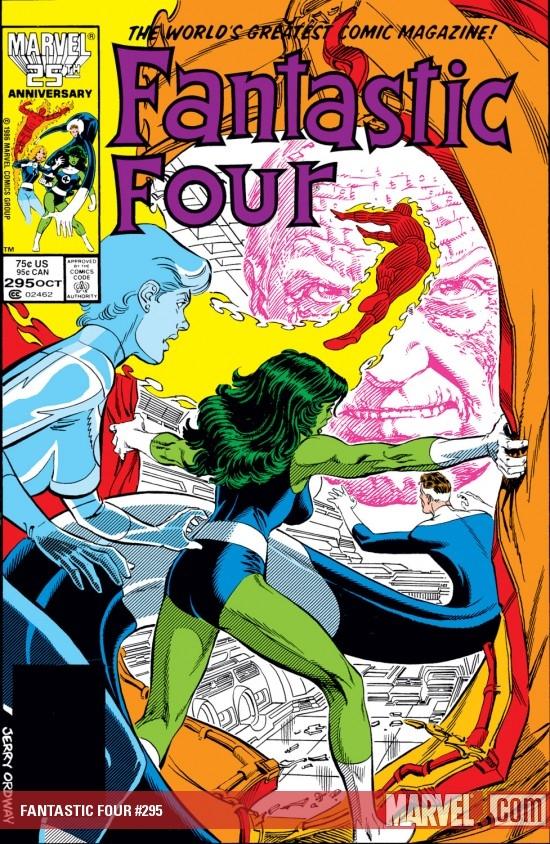 Fantastic Four (1961) #295