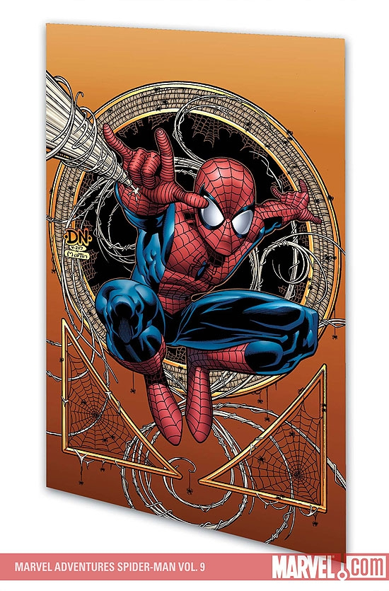 Marvel Adventures Spider-Man Vol. 9: Fiercest Foes (Digest)