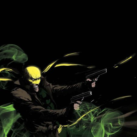 Immortal Iron Fist: Orson Randall and the Green Mist of Death (2008)