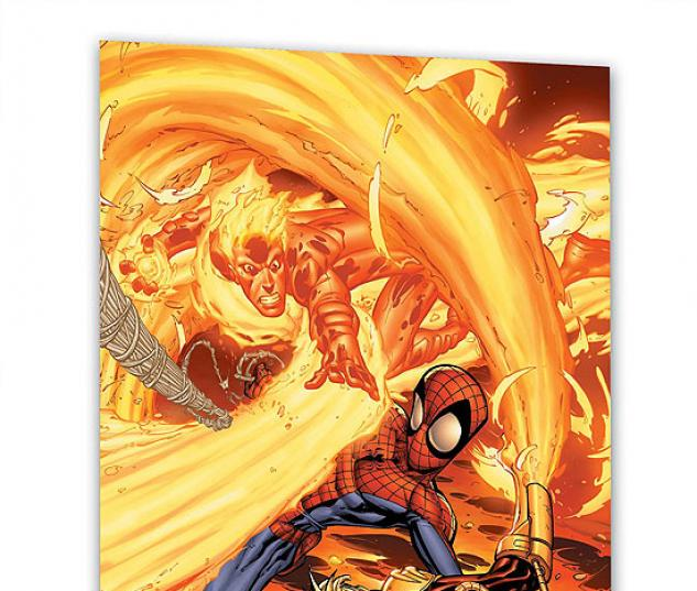 MARVEL ADVENTURES SPIDER-MAN VOL. 8: FORCES OF NATURE #0