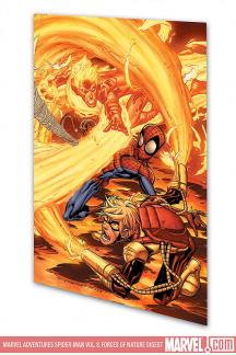 Marvel Adventures Spider-Man Vol. 8: Forces of Nature (Digest)