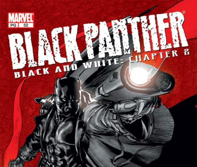 Black Panther #52