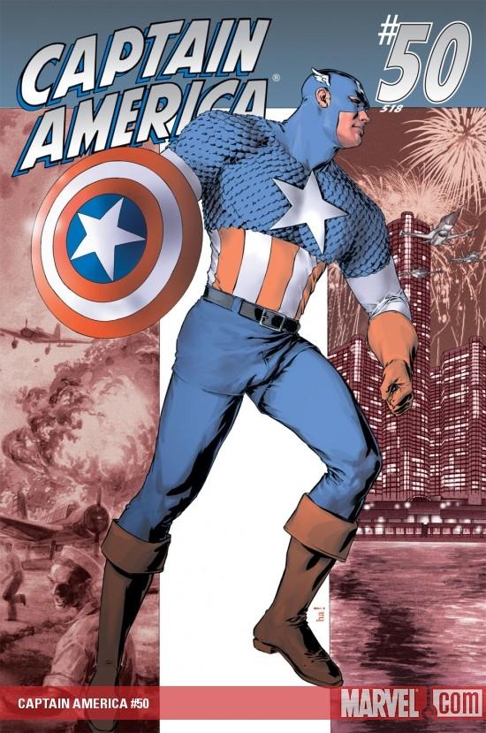 Captain America (1998) #50