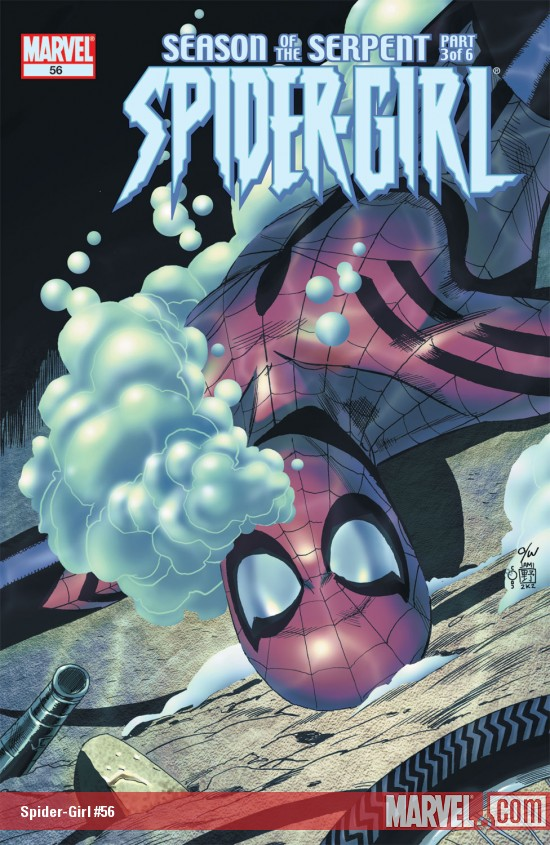 Spider-Girl (1998) #56