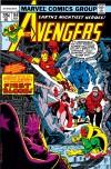 AVENGERS #168 COVER