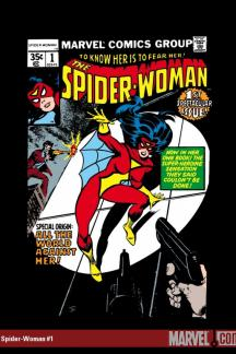 Essential Spider-Woman Vol.1 (Trade Paperback)