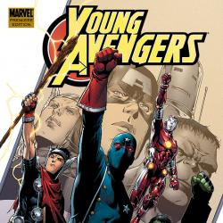 YOUNG AVENGERS VOL. 1: SIDEKICKS #0
