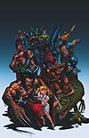 ALL-NEW OFFICIAL HANDBOOK OF THE MARVEL UNIVERSE A TO Z (2008) #1 COVER
