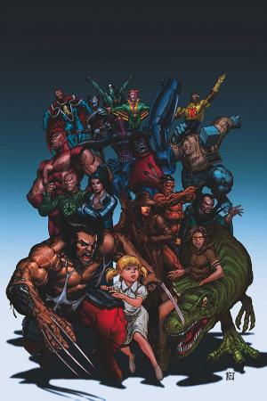 All-New Official Handbook of the Marvel Universe A to Z (2006)