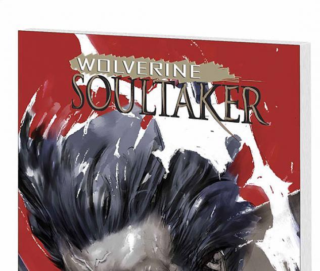 WOLVERINE: SOULTAKER COVER