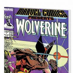 MARVEL COMICS PRESENTS: WOLVERINE  VOL. 1 #0