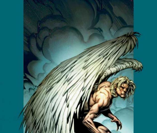 ULTIMATE X-MEN (2003) #40 COVER