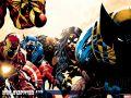 New Avengers (2004) #19 Wallpaper