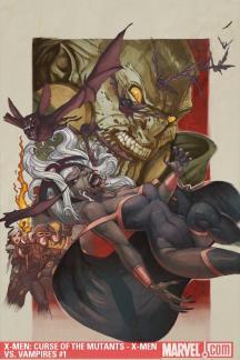 X-Men: Curse of the Mutants - X-Men Vs. Vampires #1