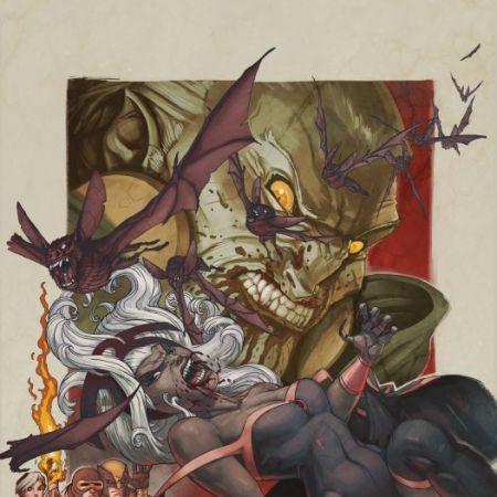 X-Men: Curse of the Mutants - X-Men Vs. Vampires (2010) #1
