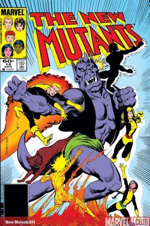 New Mutants (1983) #14