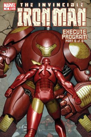 The Invincible Iron Man #12