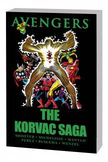 Avengers: The Korvac Saga (New Printing) (Trade Paperback)