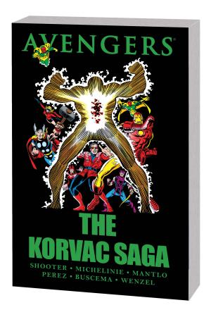 AVENGERS: THE KORVAC SAGA TPB [NEW PRINTING] (Trade Paperback)