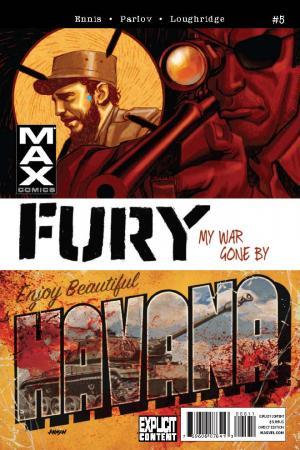 Fury Max (2011) #5