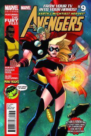 Marvel Universe Avengers: Earth's Mightiest Heroes (2012) #9