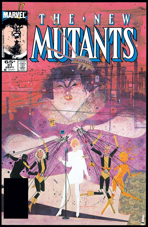 New Mutants (1983) #31