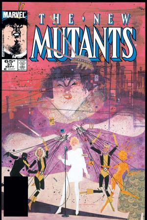New Mutants #31