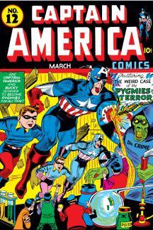 Captain America Comics #12