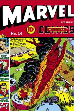 Marvel Mystery Comics (1939) #16